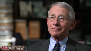 Dr. Fauci says masks don't work.