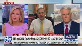 Jim Jordan On Trump's Leadership
