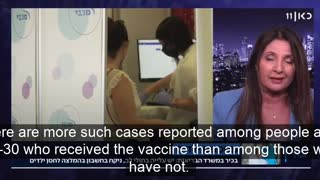 Israeli news report - 1:3000-6000 myocarditis after covid vaccination