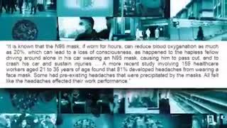 Efectos nocivos del uso de las mascarillas