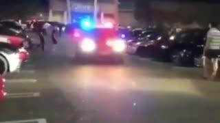 HILARIOUS POLICE OFFICER SHUTS DOWN CAR MEET