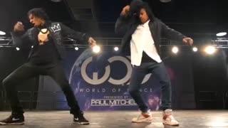 World of dance Freestye