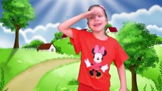 Police song by Makar-Kids Song!