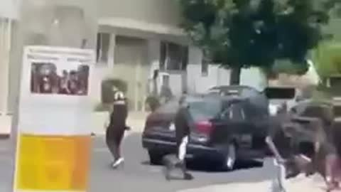 Shot and killed in broad daylight over sneakers [graphic]