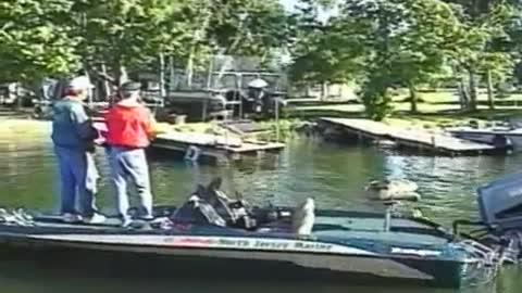 Canada Bass Fishing 1999