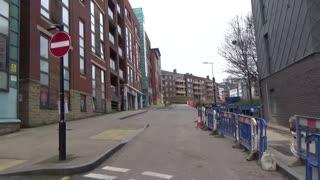 Sheffield Student Union flats City centre.