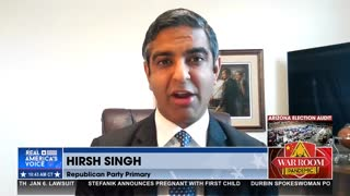 MAGA Candidate Hirsh Singh Wants to Make History in New Jersey