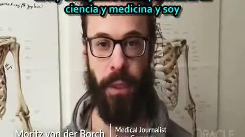 Andrew Kaufman explica su postura ante las vacunas