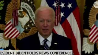 Breakdown Of The Biden Press Conference