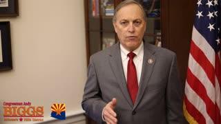Congressman Biggs Votes to Uphold President Trump's Veto on the NDAA Bill