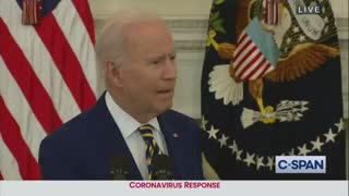 Biden FREEZES When Asked About Catholic Church's Stance on Abortion