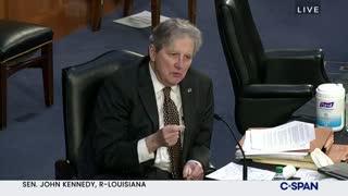 Merrick Garland Addresses Nursing Home Scandal