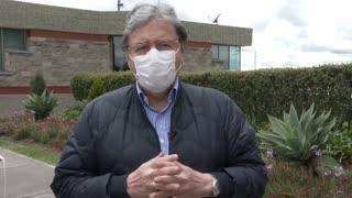 Ministro de Defensa viajó a Nariño para analizar situación de violencia en Samaniego