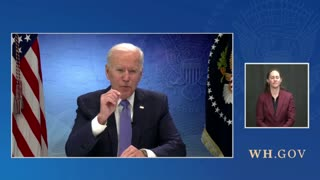 Biden Tries And Fails To Read Teleprompter—Again