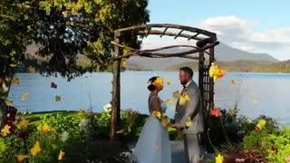 ADK Lake Placid Wedding