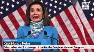 Pelosi on Wall Street favoring Biden over Trump: GOP 'handmaidens of the special interests'