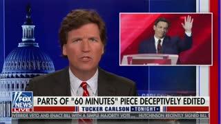Ron DeSantis Addresses '60 Minutes' Segment