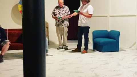 Rehearsing GlenGarry Glen Ross 2nd Act