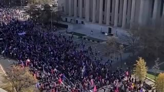 """MARCH FOR TRUMP! """"Nothing Can Stop What Is Coming. Nothing!"""""""