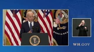 Biden: 'Will Be Hard' To Meet Deadline To Leave Afghanistan