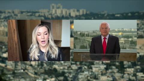 CPAC 2021- Conversation between Amb. David Friedmann and Katie Pavlich