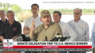 Furious Ted Cruz Goes Off on Biden for His Inhumane Border Policy