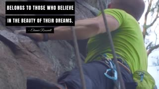 The Future Belongs to Those Who Believed #shorts