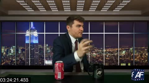 Nick Fuentes - What is a Groyper?
