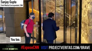 Project Veritas Following up with CNN