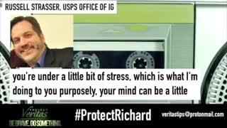 USPS Whistleblower releases video of IG coercing him
