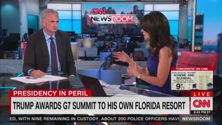 CNN historian peddles conspiracy theory about Trump