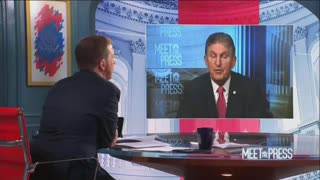 Chuck Todd And Sen. Joe Manchin Discuss The Filibuster