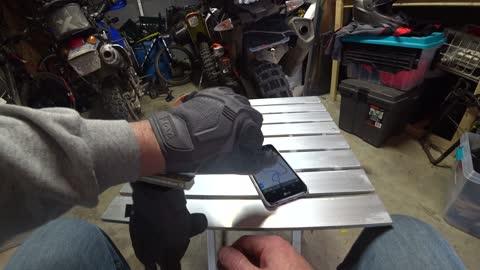 Mechanix Wear M-Pact MPT-88 Glove (Initial Impression) Adventure Glove, Dual Sport Glove