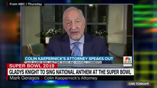 Gladys Knight defends decision to sing national anthem at Super Bowl