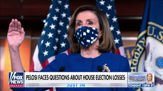 Rep. Nancy Pelosi In Trouble With House Democrats!
