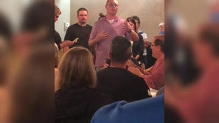 Another Individual Speaks Out His Horrible Vaccine Reaction at the Meeting Against WVUH