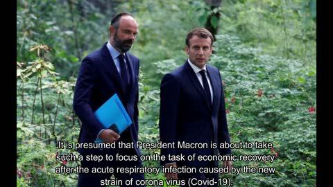 The Prime Minister of France resigned