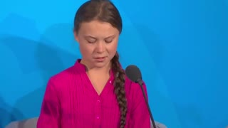 Greta Thunberg: How dare you!