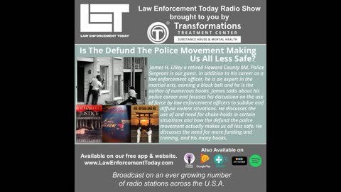 """Is the """"Defund The Police"""" movement making us all less safe?"""