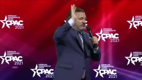 Cruz Fires Up CPAC 🔥