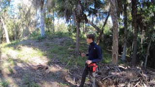 Canoeing to Ancient Florida Indian Complex