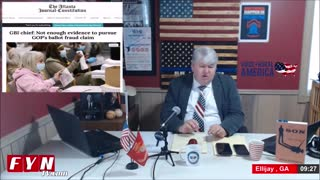 #BKP talks about the GOP and GBI Ballot Fraud Claim battle going on!