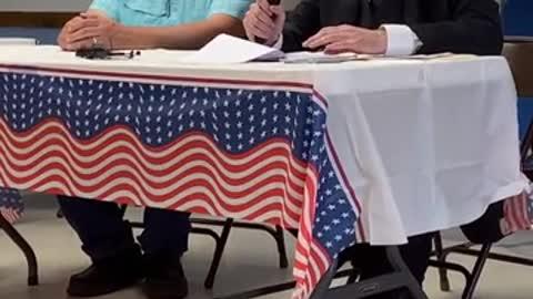 Bailey Election Lawsuit Presser