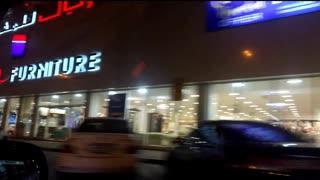 Life in Dubai สะใภ้ต่างแดน~ Night Drive in Sharjah