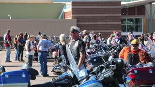 Veterans Rally Cripple Creek 2017