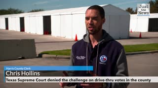 Texas Republicans seek to invalidate 127,000 ballots cast at drive-thru voting sites