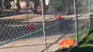 Arizona Capital Fenced Off