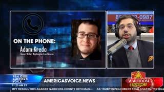 Adam Kredo on radical Biden regime's foreign policy