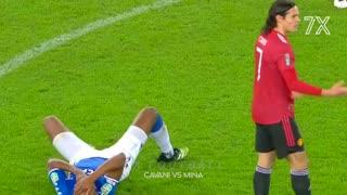 Football Stars Fighting 2021 COMPILATION 2
