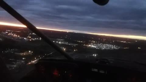 Sunset Helio Flight - November 30, 2020